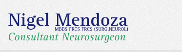 Nigel Mendoza - Consultant Neurosurgeon